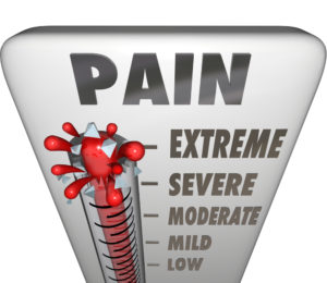pain treat meter